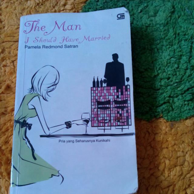 Chicklit: The Man I Should Have Married