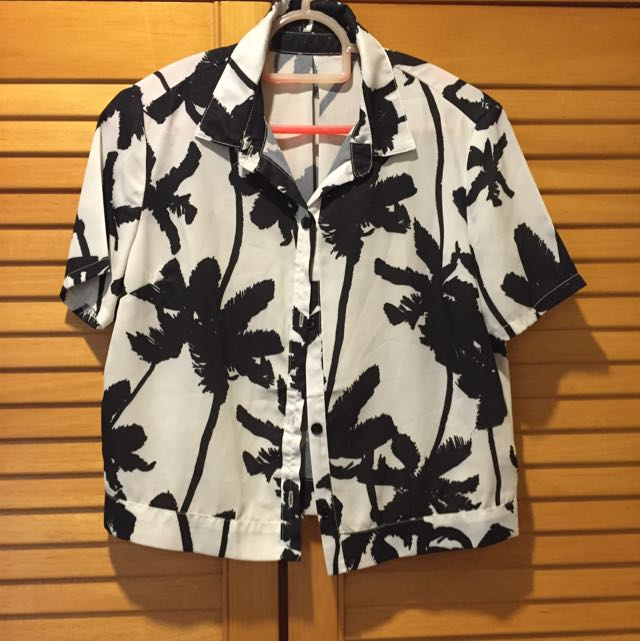 Coconut Shirt Top