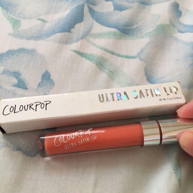 Colourpop Ultra Satin Lip In Dohee