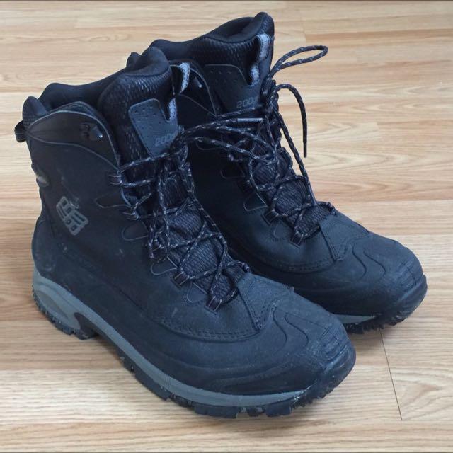 Columbia Men Winter Boots Size 11