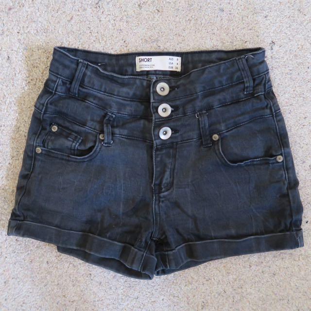 COTTON ON High Waist Shorts 8