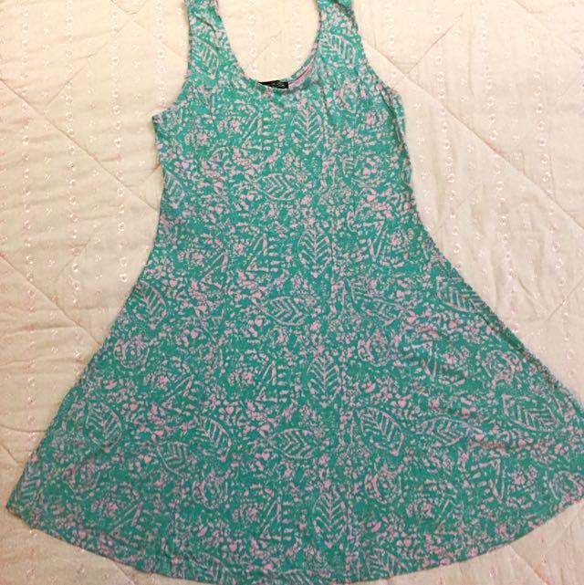*New* Cotton Tank Dress