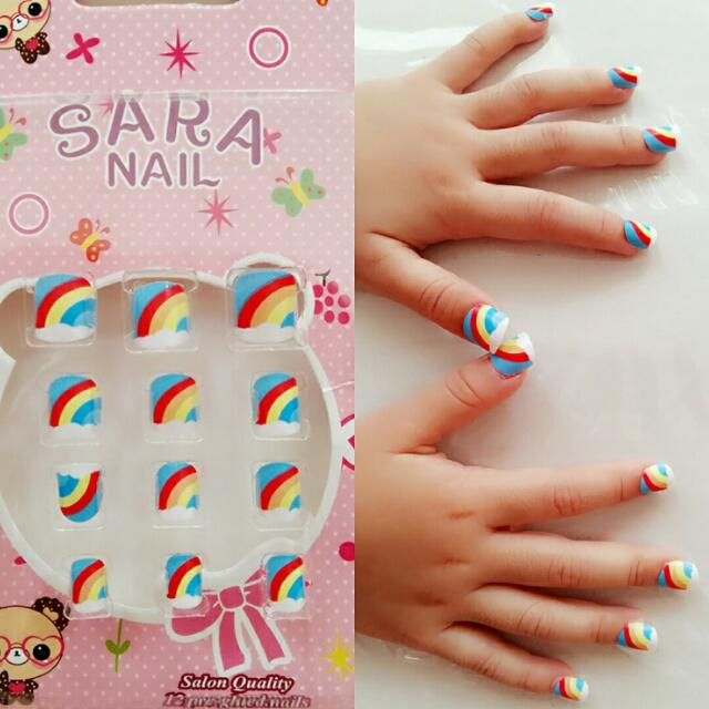Fake Nails Fashion A49