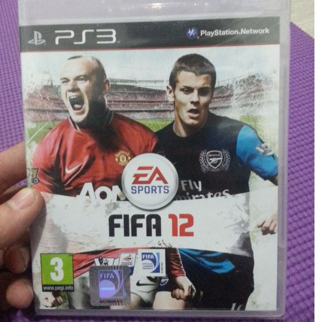FIFA 12 PS3 New&Sealed