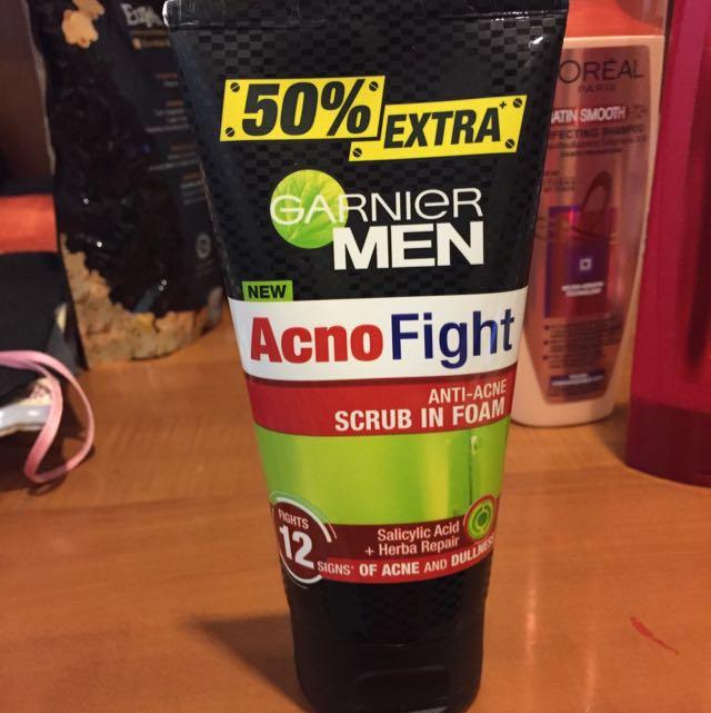 Garnier Men Acne Cleanser