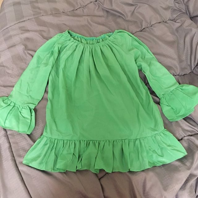 Green Sabrina