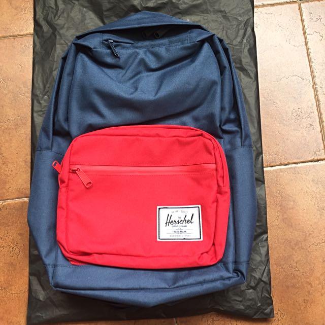 BN Herschel Backpack 3298a7cc25031