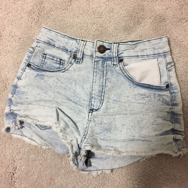 High Waisted Shorts  (S)