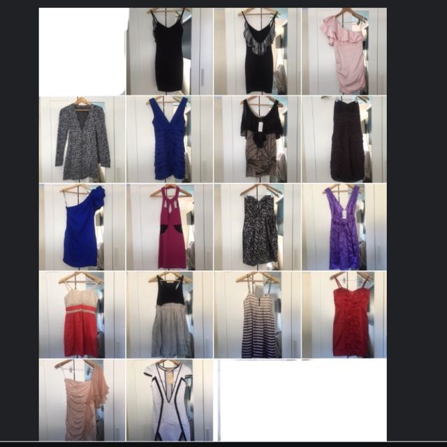 Ladies Dresses For Sale!! Size 6-12