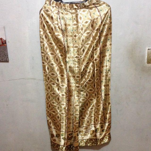 Long Skirt For Kebaya