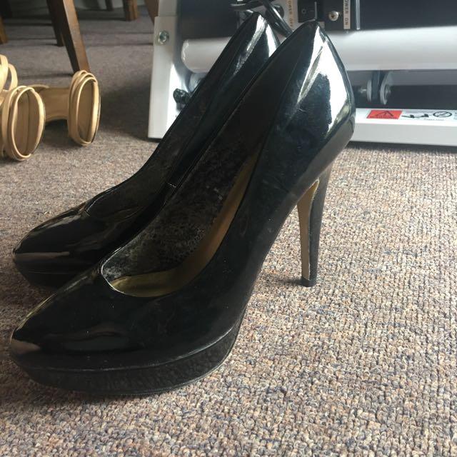 Madison Girl Heels