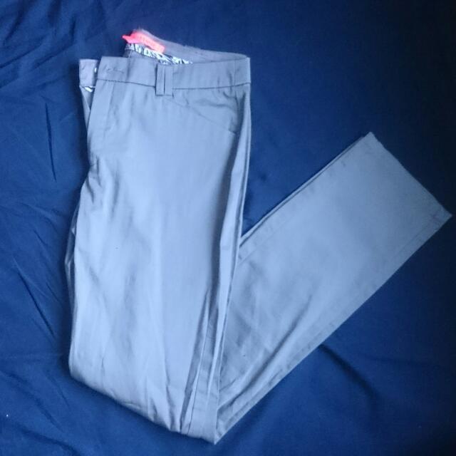 Mango Cotton Pants Size 40