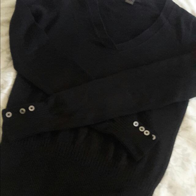 Mango Interwoven Sweater