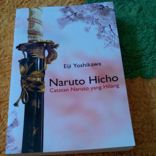 Naruto Hicho: Catatan Naruto Yg Hilang (Buku 2)