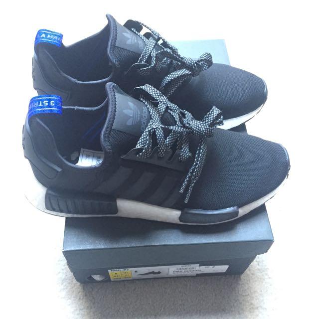 NMD_R1 All Black
