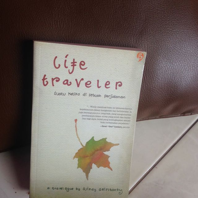 Novel Life Traveler