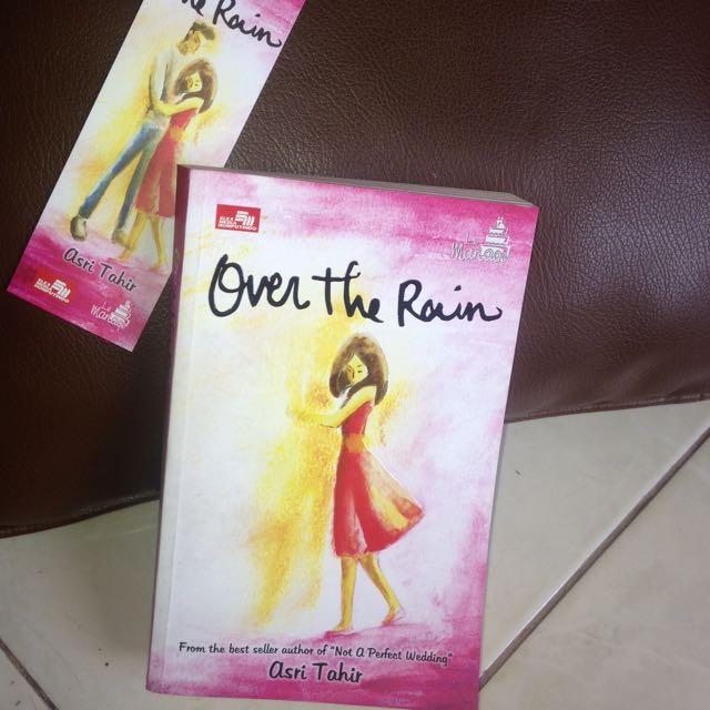 Novel Over The Rain By Asri Tahir Best Seller