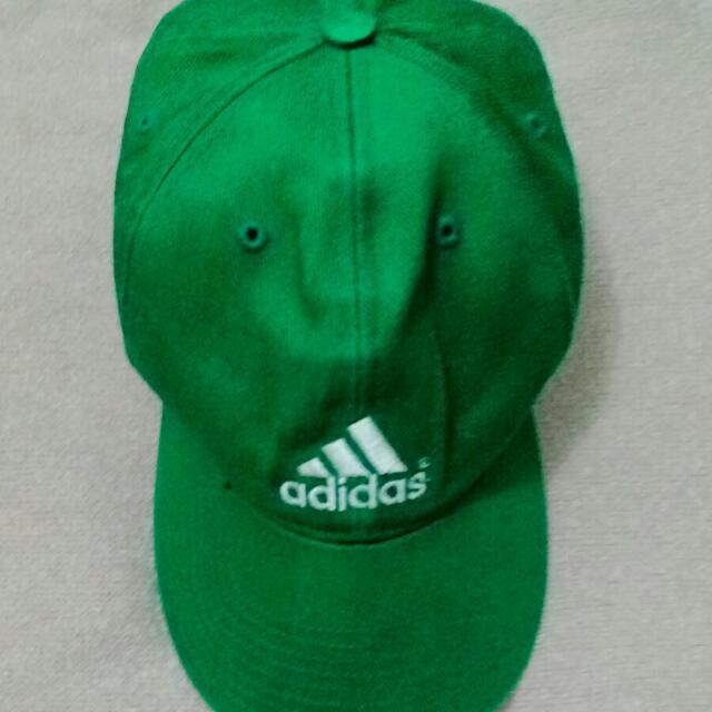 Original Adidas Baseball Cap ( Green)