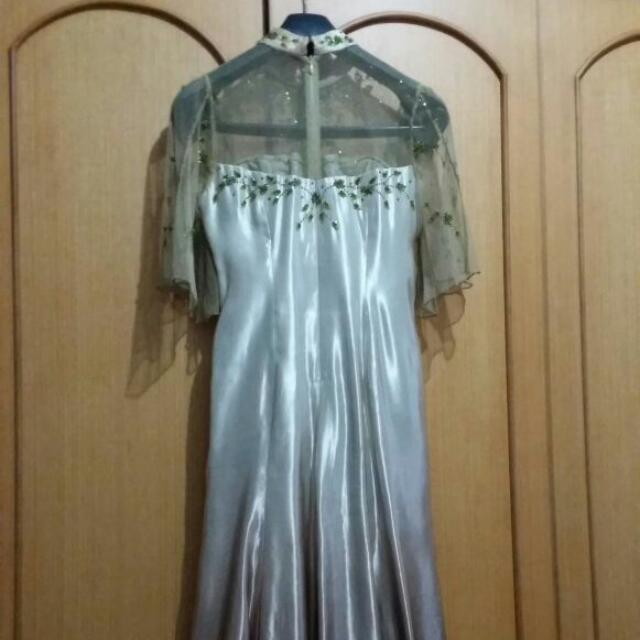 Party Dress Green