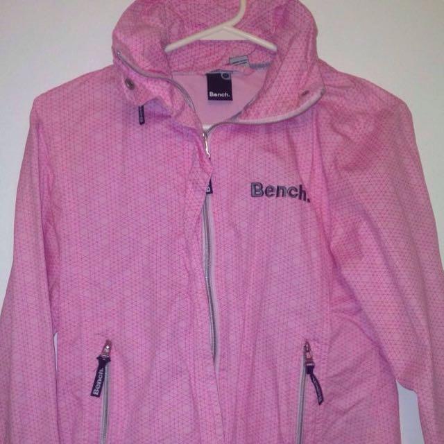 Pink Bench Jacket