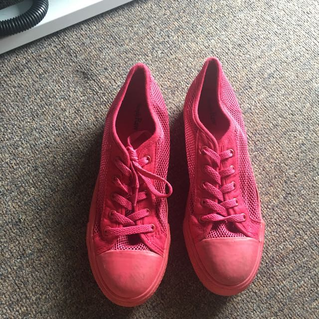 Pink Wild Pair Shoes