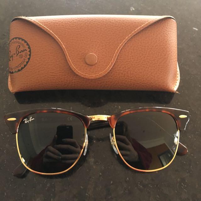 Rayban Tortoiseshell Sunglasses