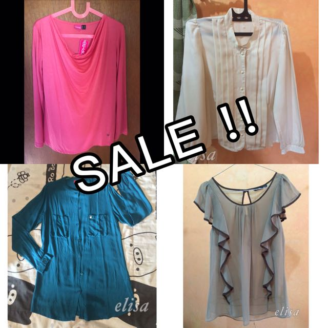 SALE 25.000 Women Top