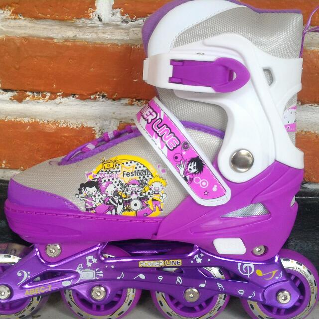 Sepatu Roda Power Line