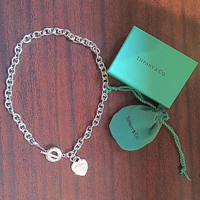 Silver Designer Style Necklace