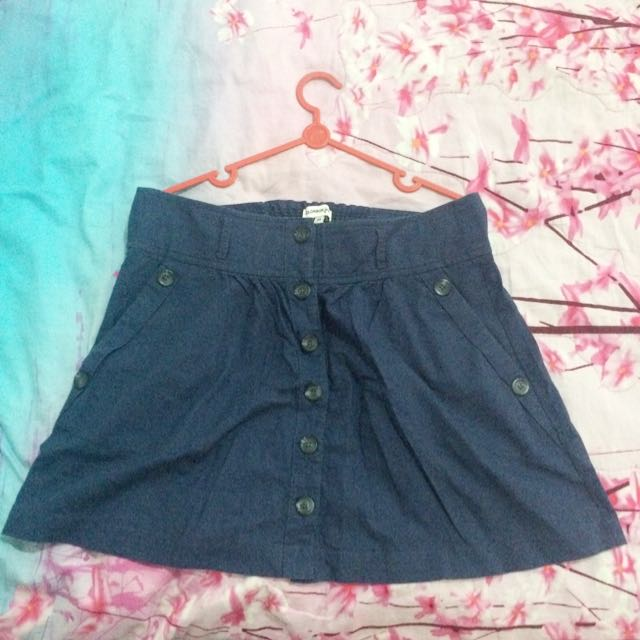 Skirt Colorbox Denim/jeans