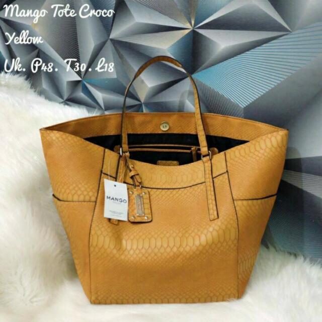 Tas Mango (Handbag)