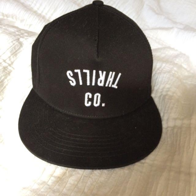 Thrills Co Hat