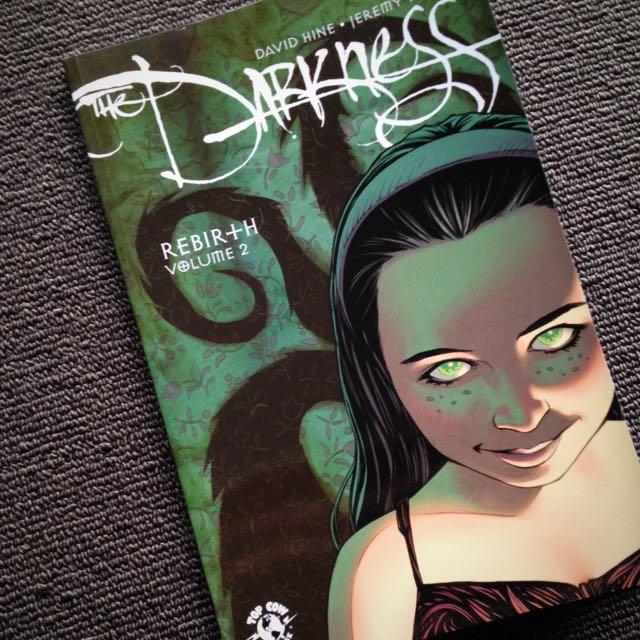 Top Cow's The Darkness: Rebirth Vol 2 Comic Book Trade
