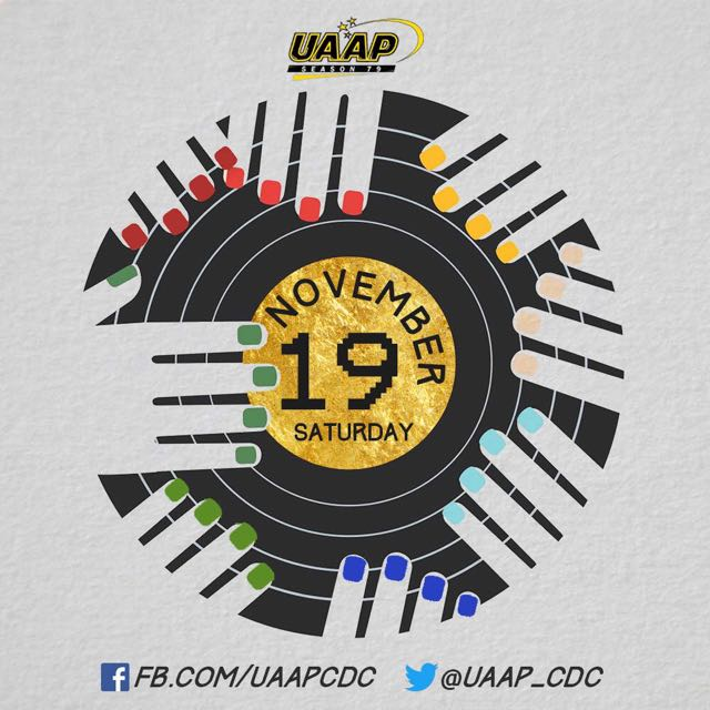 UAAP Cheerleading Dance Competition 2016 Tickets