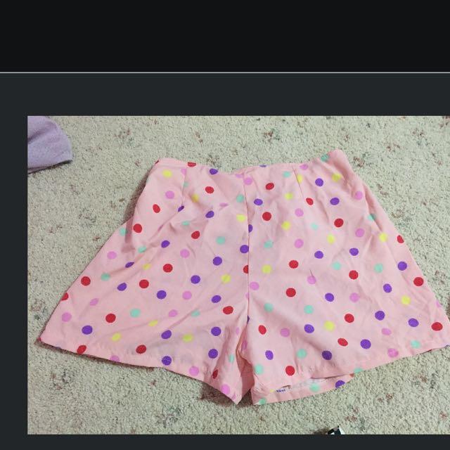 Woman's Short