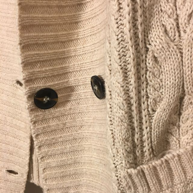 Zara Knit Jacket