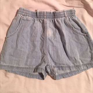 Cute Vintage Jean Shorts