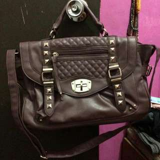 (New Look) Studded Bag