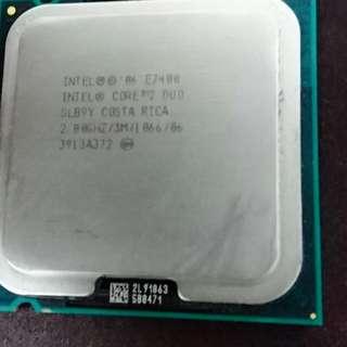 Intel E7400