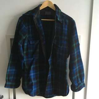 Vintage Pendleton Flannel Shacket M