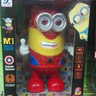 FOR SALE! Spider Minion. For 295 Pesos.