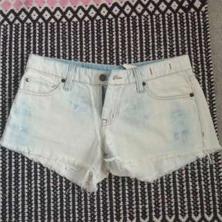 Demin & Supply Cut Off Shorts