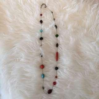 Multicoloured Necklace