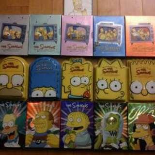 The Simpsons Season 1-12 Plus Special Edition Season 20