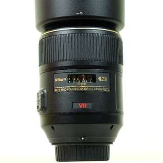 Nikon 105mm f/2.8 Macro VR IF-ED