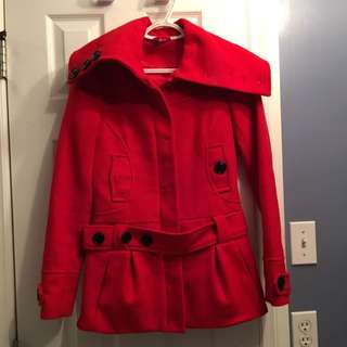 H & M Wool Like Fall Jacket