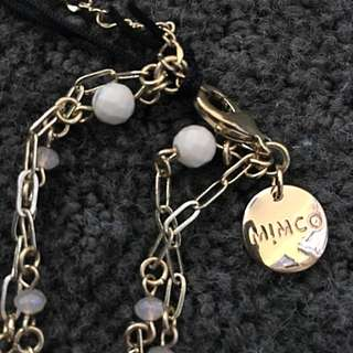 MIMCO anklet
