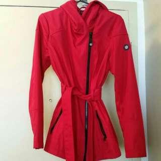 XS Jessica Simpson Rain Coat