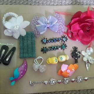 Girls Accessories