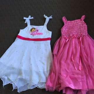 Dora And Fairy Dress